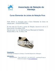 cartaz e ficha inscri__o CURSO ARBITRAGEM 2016-page-001